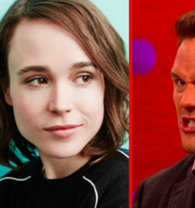 Ellen Page isn't finished yet, slams Chris Pratt over antigay church in yet another tweet