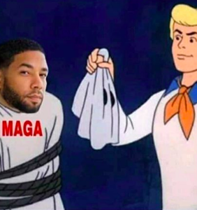 Memers are coming for Jussie Smollett and it's all getting very uncomfortable