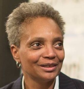 Chicago is very close to electing a lesbian mayor