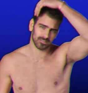 WATCH: Nyle DiMarco does 'full frontal' for a good cause