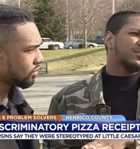 """All they wanted was some pizza, instead they were called loud, rude, and """"GAY"""" by Little Caesars staff"""