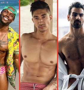 2019 Queerties Spotlight: Which of these strapping Instastuds would you most like to double tap?