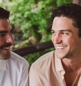 Zachary Quinto splits with his boyfriend of six years, model Miles McMillan