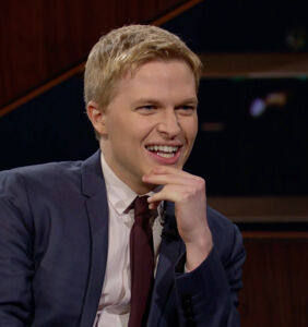 Ronan Farrow says 'National Enquirer' tried blackmailing him to hide its pro-Trump agenda