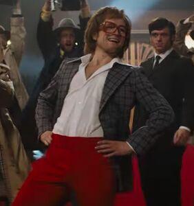 "WATCH: Full trailer for Elton John biopic ""Rocketman"" is officially here"