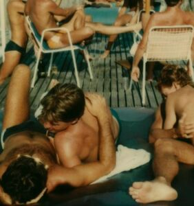 PHOTO: Fire Island snapshot gets famous gay photographer deleted from Instagram