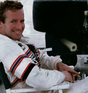 Race car legend Hurley Haywood on coming out, getting married and Patrick Dempsey