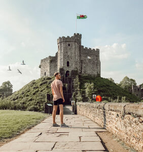 Foraging, windmills, and a bar called Eagle: Discover why Wales is wild in 2019