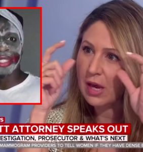 Now Jussie Smollett's lawyer says his attackers may have been wearing whiteface