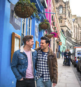 Be gay in the UK – enter to win a fabulous trip!