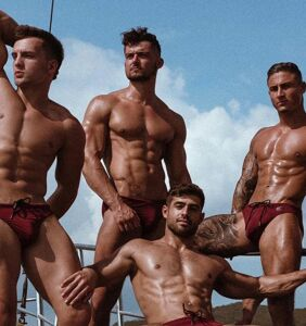 PHOTOS: Box Menswear cranked up the heat in Thailand, and that's saying something