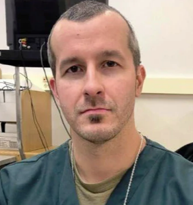 A second man claiming he had sex with family killer Chris Watts has been talking to police