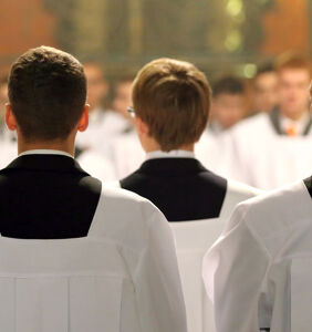 """""""I'm often horny"""": Gay priests talk sex and one night stands in the seminary"""