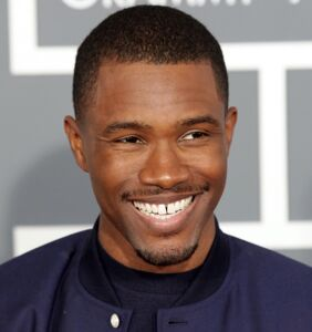 PHOTOS: Frank Ocean's new thigh tattoo is queer af