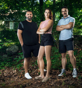 The boys of Bravo's 'Backyard Envy' on reality TV, getting hit on, and queer body image