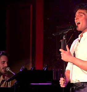 "Ben Platt and Max Shelton's gay cover version of Lady Gaga's ""Shallow"" will make you swoon"