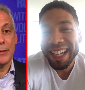 Chicago Mayor Rahm Emanuel puts Jussie Smollett on blast in epic CNN takedown
