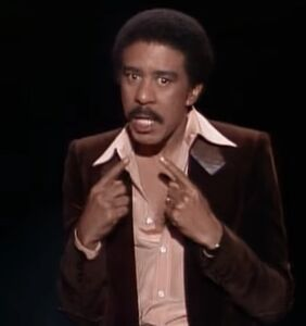 Richard Pryor once got booed offstage at a gay rights benefit (even though he was hella bisexual)