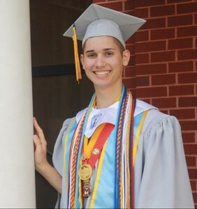 After being disowned by his parents, this gay Valedictorian just landed a gig on Capitol Hill