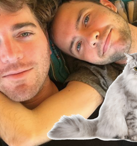 YouTuber Shane Dawson denies he had sex with cat, announces engagement to human man