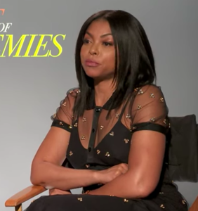 Do NOT ask Taraji P. Henson about the Jussie Smollett scandal