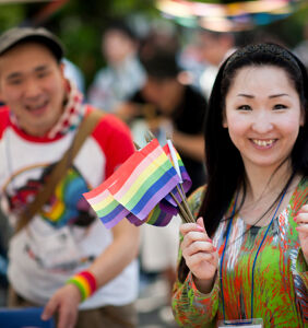 Japan has a law requiring sterilization of transgender citizens