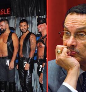 "D.C. Eagle loses liquor license after bouncer shoves ""belligerent"" city councilman out the door"