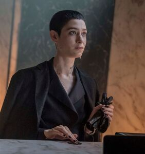 Asia Kate Dillon on meeting Keanu Reeves and playing a non-binary character in 'John Wick Chapter 3'