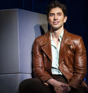 """Falsettos star Nick Adams says his former agent told him his decision to come out was a """"hurdle"""""""