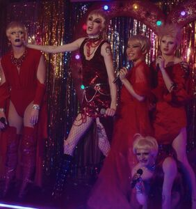 VIDEO: London queens pay tribute to P!nk's new single, 'Walk Me Home'