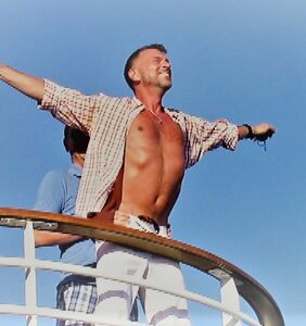 The 15th annual poz cruise of the Caribbean allows men to be free of judgement