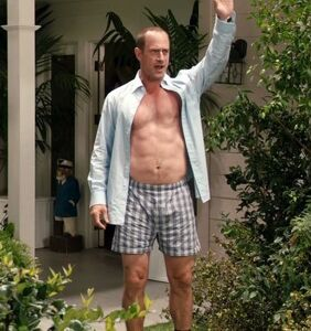 It's official, Christopher Meloni is owning his 'zaddy' status