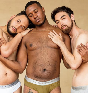 Guys of all shapes and sizes are striking poses for this sexy, must-see photo series