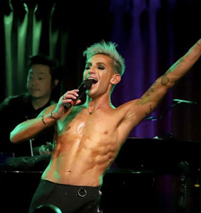 Frankie Grande would like to introduce you to his new boyfriend