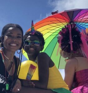 NBA star Dwyane Wade shares his support for his 11-year-old son at Miami Pride