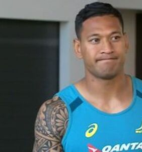 Australia has kicked Israel Folau out of professional rugby for his repeated anti-gay comments