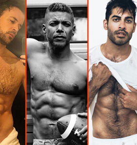 Tom Daley's daddy duty, Pietro Boselli's buzz, & Wilson Cruz's pigskin