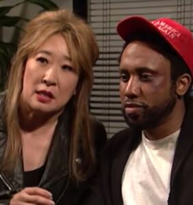 WATCH: SNL tackles Jussie Smollett and it's awkward as hell