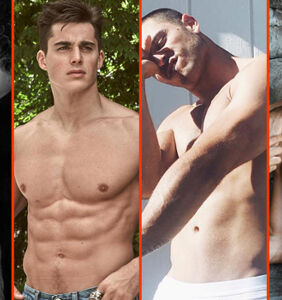 Nyle DiMarco's birthday suit, KJ Apa's mean mug, & The Warwick Rowers' missing shorts