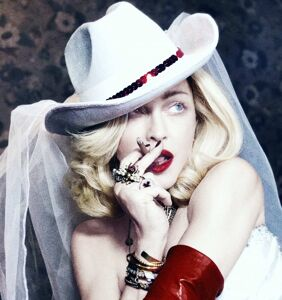 Madonna credits gay record exec who found her sexually undesirable for launching her career