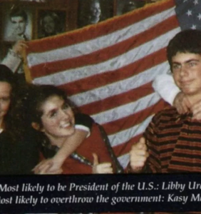 """Mayor Pete's classmates voted him """"most likely"""" to be president back in high school"""