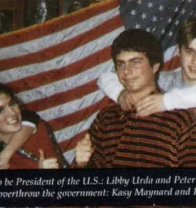 "Mayor Pete's classmates voted him ""most likely"" to be president back in high school"