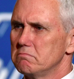 Mike Pence, homeless and unemployed, resorts to couch surfing with friends