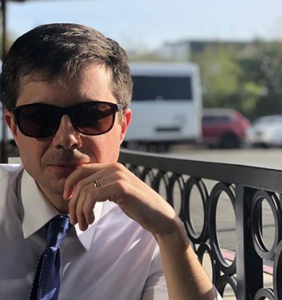 Mayor Pete Buttigieg rises to 3rd in new poll among Democratic voters