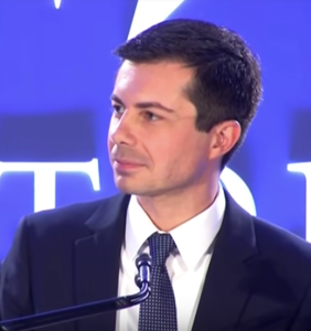 Pete Buttigieg may have just made 2020 frontrunner status with this inspiring speech about being gay