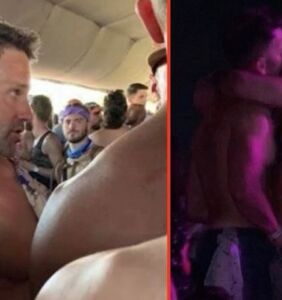 Was Aaron Schock outed? Or did he out himself when he groped a dude in public? The debate rages on.