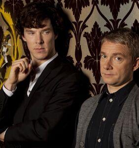 'Sherlock' star reveals gay backlash sparked by homoerotic series