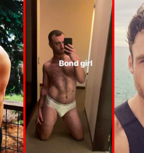 Suddenly Sam Smith's thirsty selfies make sense amid rumors his ex is dating a famous straight guy