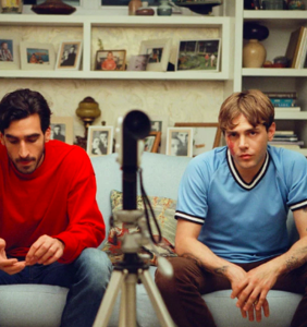"Filmmaker rejects 'gay film' label, says ""We never talk about 'heterosexual' films"""