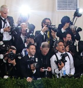 PHOTOS: Here's every campy masterpiece (and miss) we could find from the Met Gala. Dig in.